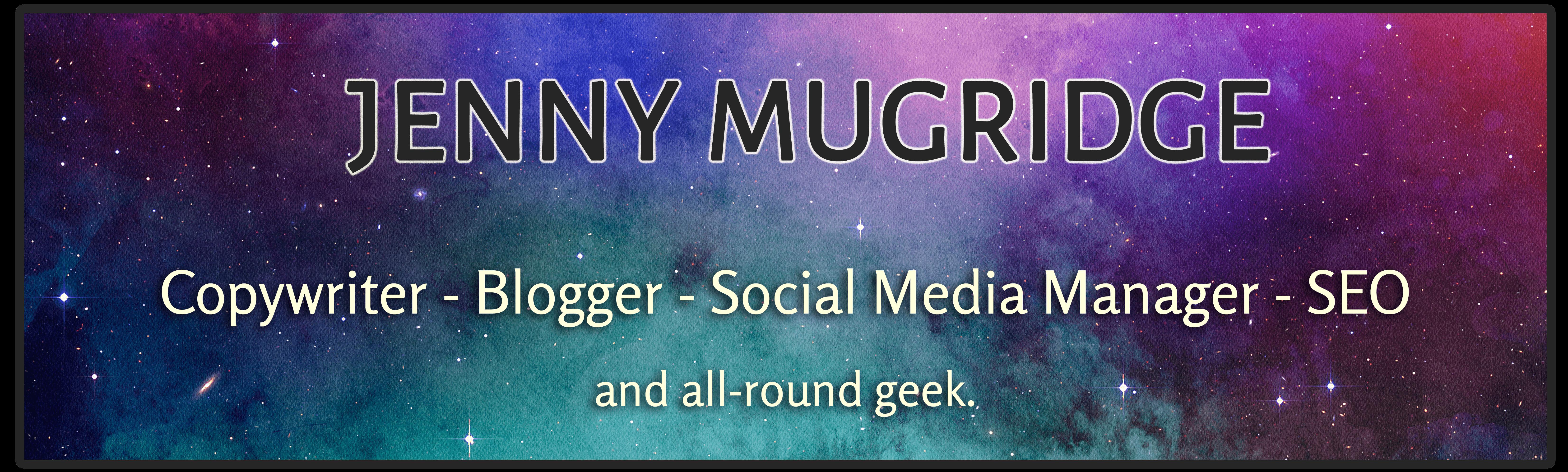 Jenny Mugridge